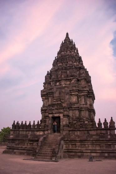 Prambanan tempel yogyakarta java_