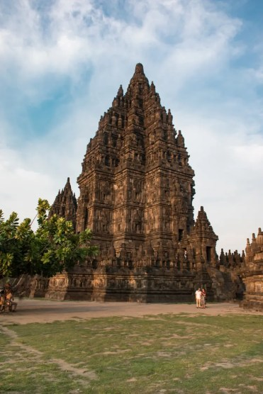 Prambanan tempel yogyakarta stelletje