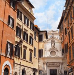 Rome stad centrum