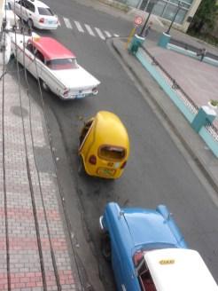 Santiago de Cuba oldtimers