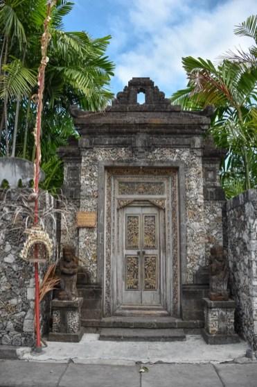 Sanur Bali traditioneel