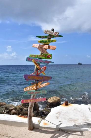Scuba Lodge op Curacao 1
