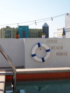 Sense Beach house zwembad miami