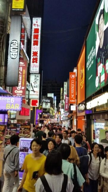 Seoul - night