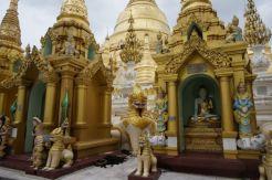 Shwedagan tempel Yangoon