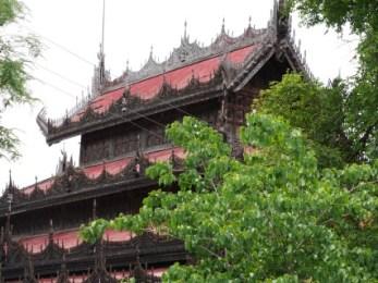 Shwenandaw Kyaung Mandalay