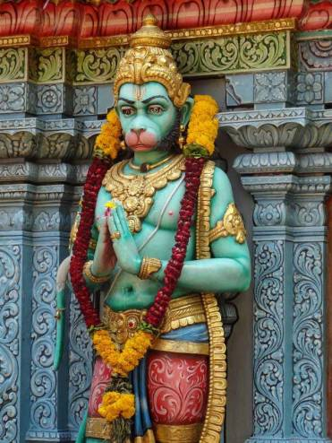 Singapore-Little-India-tempels
