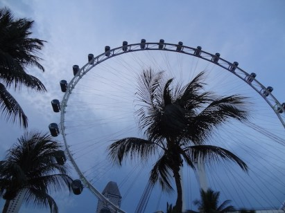 Singapore flyer reuzenrad