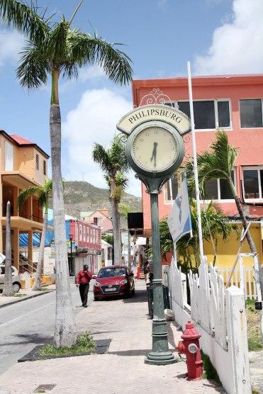 Sint Maarten Philipsburg Front Street 2