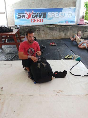 Skydive instructeur skydive cebu
