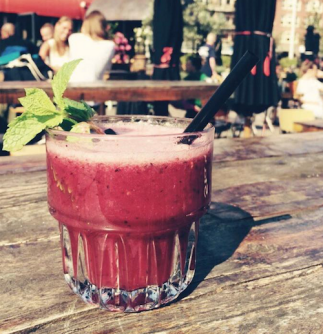 Smoothie cafe zurich Amsterdam