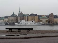 Stockholm ferry stedentrip