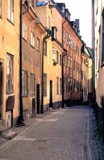 Stockholm straatjes