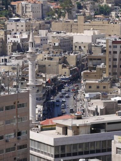 Straten van Amman