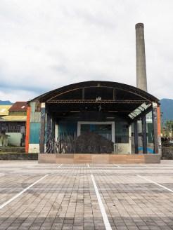 Dulan Sugar Factory Taiwan