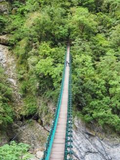 Taroko Gorge Hangbrug Yanzikou