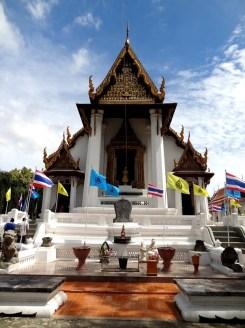 Tempel Ayutthaya