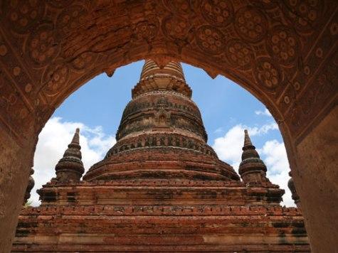 Tempel Bagan Myanmar