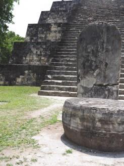Tikal Guatemala tempels