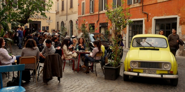 Tips Rome Eten in Rome