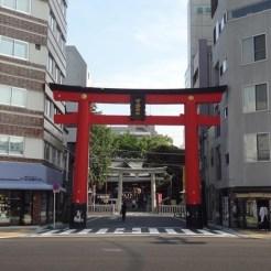 Tokyo poorten
