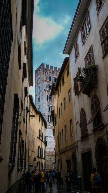 Toren in Lucca