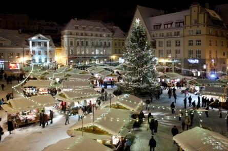 TownHallsquare wat te doen in Tallinn