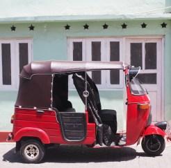 Tuk Tuk Galle Sri lanka