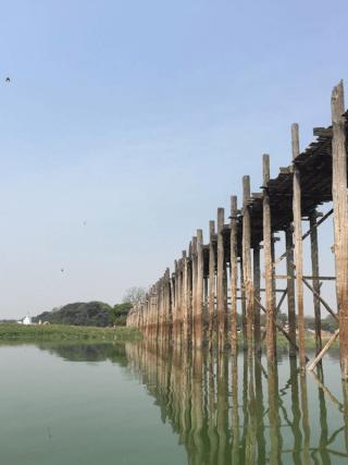 U-bein bridge mandalay