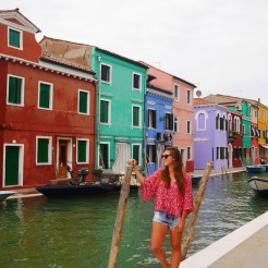 Venetie burano eiland must do