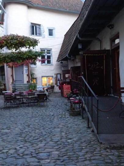 Verdwalen stedentrip Tallinn
