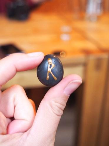 Viking steen ijsland runic magic