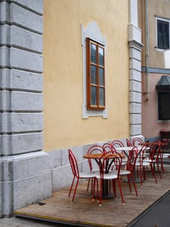 Vipava terrasje slovenie
