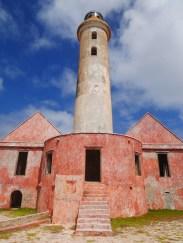 Vuurtoren Klein Curacao tip