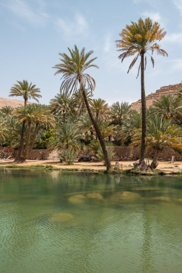 Wadi Shab oase oman vallei-2
