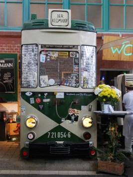 Wagon wc markthallen neun berlijn