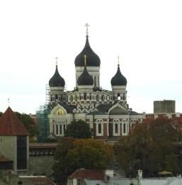 Wat te doen in Tallinn kathedraal stedentrip