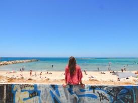 Wat te doen in Tel Aviv strand banana beach-5