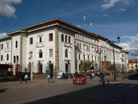 Weer in Cusco