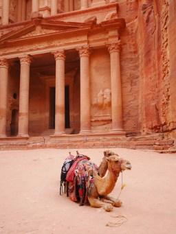 Wereldwonder Petra in Jordanie