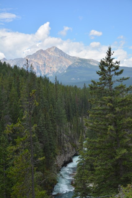 West Canada Jasper park