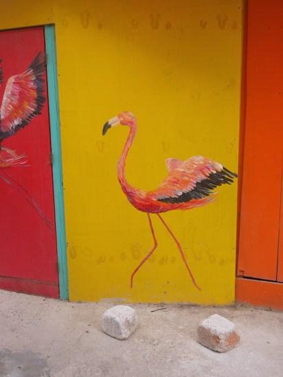 Willemstad curacao streetart