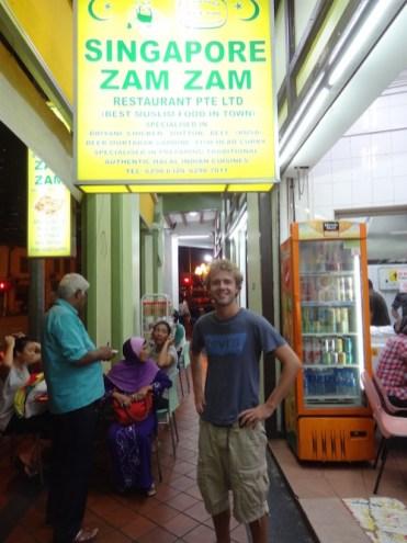 Zam Zam singapore eten