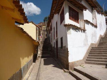 Zonnig Cusco Peru