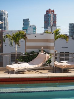 Sense Beach house zwembad miami