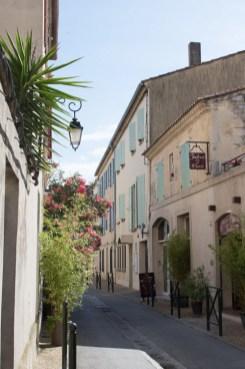 aigues mortes historisch centrum frankrijk