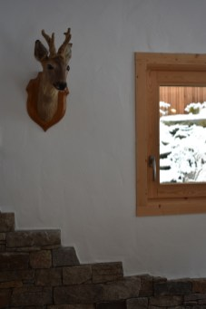 airbnb huisje in saint gervais
