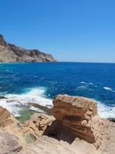 atlantis ibiza geheim strand rotsen zee