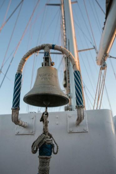 bel eendracht varen