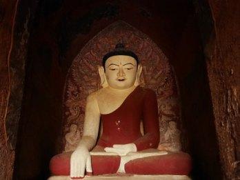 Boeddha beeld Bagan